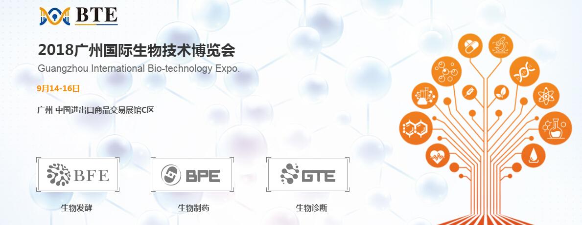 广州国际生物技术博览会