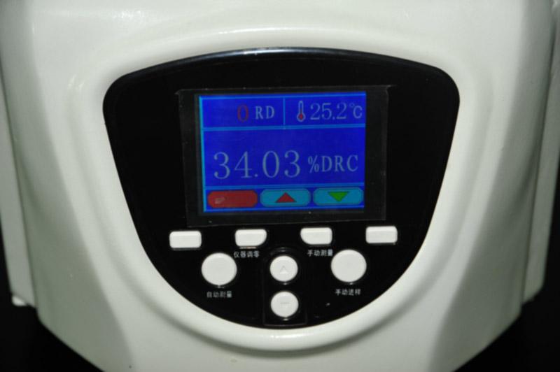 干胶含量测定仪